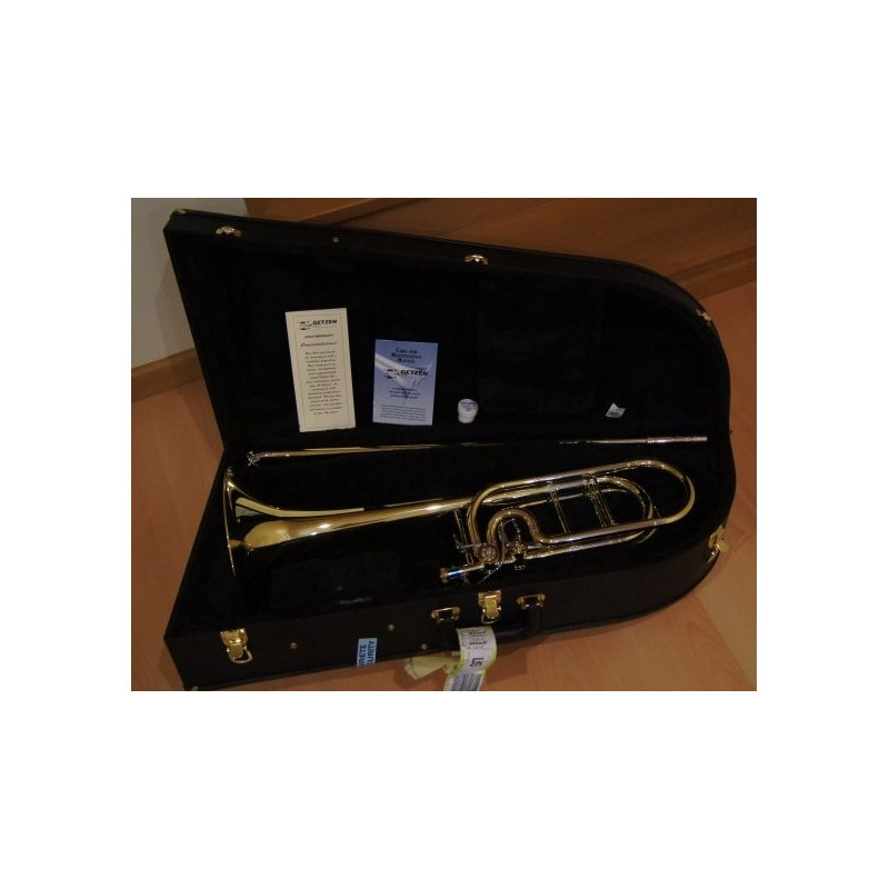 Getzen 1052fd eterna series bass trombone getzen 1052fd eterna series bass trombone for sale publicscrutiny Gallery